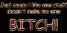 Emo Bitch