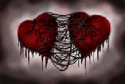 Emo Dark Hearts