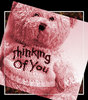 Thinking Of You Teddy Bear