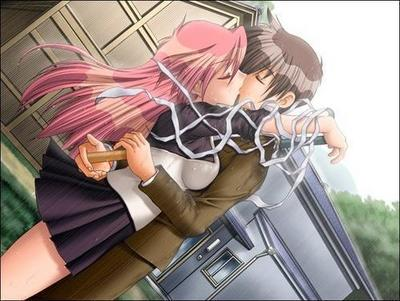 Anime Love Kiss IMikeT Sep 9 0253 AM I Wonder How The 24quot IMac Equiped With