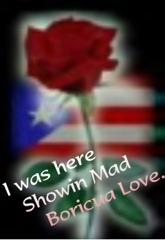 Mad Boricua Love