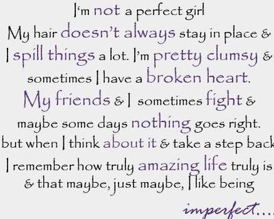 Imperfectly Wonderful