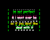 im not [perfect]
