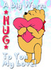 A Big Warm Hug To You My Love