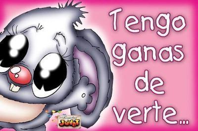 Tango Ganas De Verte..