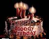 Happy Bloody Birthday
