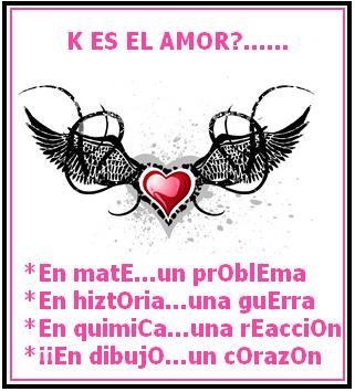 K Es El Amor?