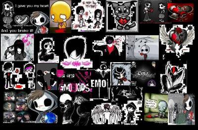 Emo Kids Emo