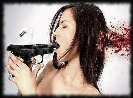 Emo Girl Gun