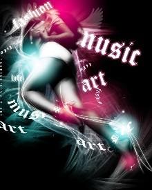 Fashion Music Art