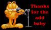 Garfield Thanks