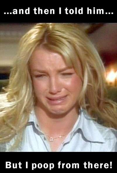 Brittany Spears Sob Story