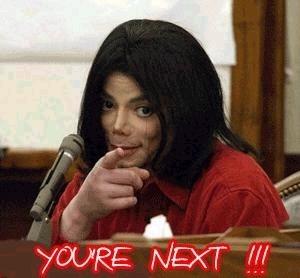 Michael Jackson You're Next