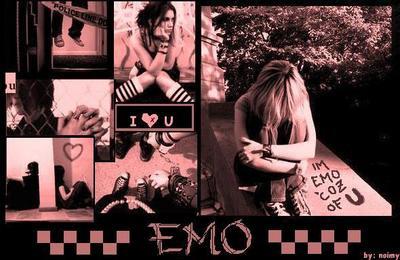 I M Emo Coz U
