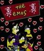 Emos Simpsons Family