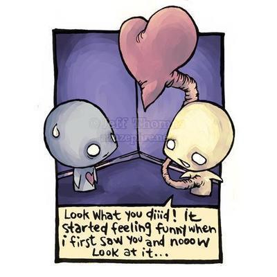 Funny Emo Love