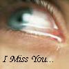 I Miss You Eye