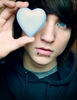 Emo Guy Heart