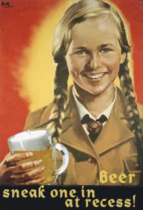 Beer At Recess