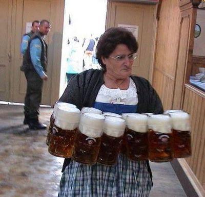 Beer maid