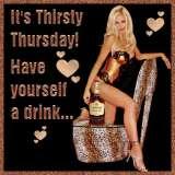 Thirsty Thursdays