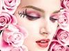 Model Pink Roses