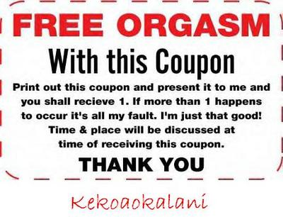 Free Orgasm