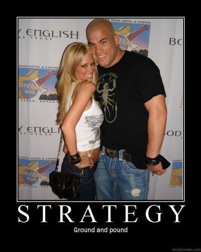 Tito Ortiz Strategy