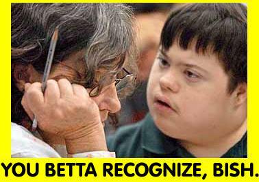 You Betta Recognize