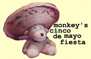 Monkey's Cinco De Mayo Fiesta