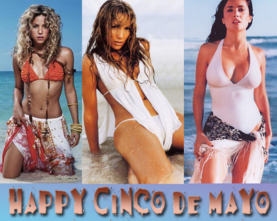 Happy Cinco De Mayo Sexy Girls