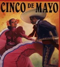 Cinco De Mayo Dance