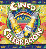 Cinco Celebration Corona Extra Beer