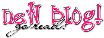 New Blog Go Read!