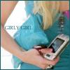 Girly Girl Blue Icon