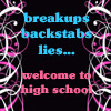 Breakups Backstabs Lies Welcome To High School