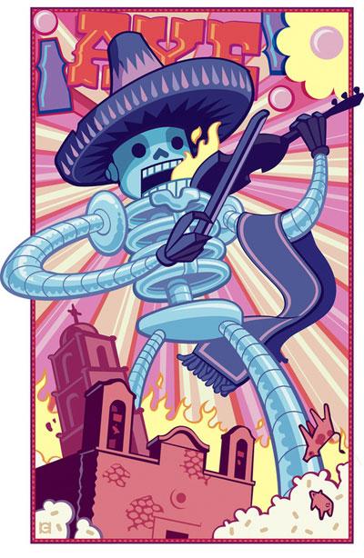 Cinco De Mayo! robot