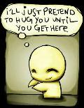 Pretend Hug