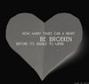 how many time can a heart be broken