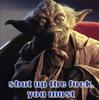 Yoda STFU