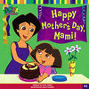 dora the explorer with mom and quote-happy mothers day mami