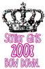 senior girls