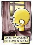 WAKE UP, LOVE!