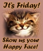 It's Friday show us your happy face!