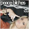 peace bitches xxx