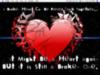 a broken heart can be pieced back together it might be a heart again, but it is still broken one
