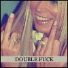 double ****