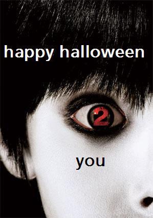 grudge halloween