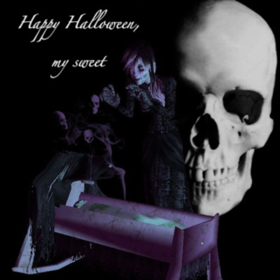 Happy Halloween my sweet