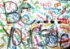 Be yourself grafiti